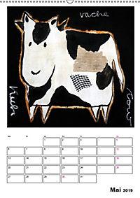 little pets (Wandkalender 2019 DIN A2 hoch) - Produktdetailbild 5