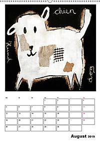 little pets (Wandkalender 2019 DIN A2 hoch) - Produktdetailbild 8