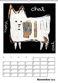 little pets (Wandkalender 2019 DIN A2 hoch) - Produktdetailbild 11