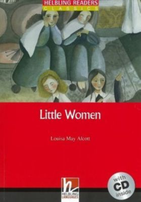 Little Women, m. 1 Audio-CD, Louisa May Alcott