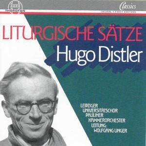 Liturgische Sätze, Wolfgang Unger