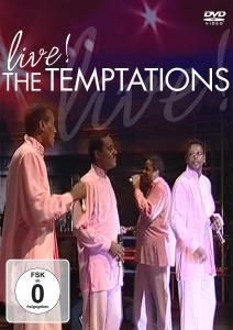 Live!, The Temptations