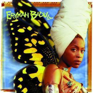 Live, Erykah Badu