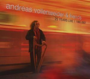 Live 1982 - 2007, Andreas Vollenweider