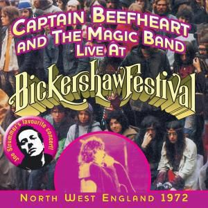 Live At Bickershaw Festival 1972, Captain Beefheart And The Magic Band