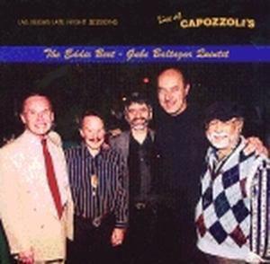 Live At Capozzoli'S-Las Vegas, Eddie & Baltazar,Gabe Bert