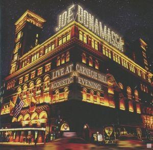 Live At Carnegie Hall - An Acoustic Evening (2 CDs), Joe Bonamassa