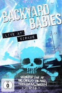Live At Cirkus, Backyard Babies