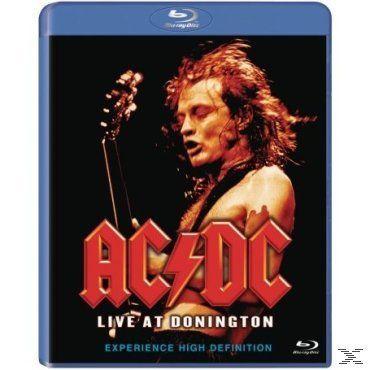 Live At Donington, AC/DC