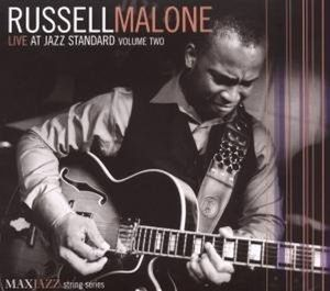 Live At Jazz Standard, Vol. 2, Russell Malone