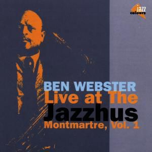 Live At Jazzhus, Ben Webster