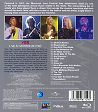 Live At Montreux 2003 (Bluray) - Produktdetailbild 1