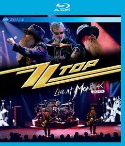 Live At Montreux 2013, ZZ Top