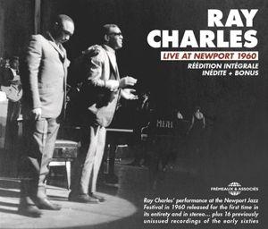 Live At Newport 1960 Réédition Intégrale Inédite + Bonus, Ray Charles
