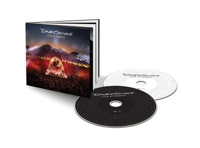 Live At Pompeii (2 CDs), David Gilmour