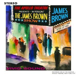Live At The Apollo (1962), James Brown