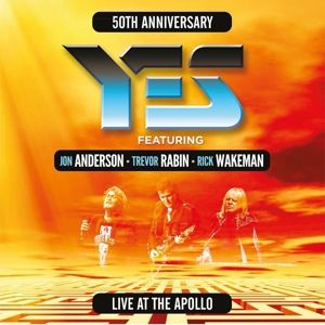 Live At The Apollo, Jon Yes Feat. Anderson, Trevor Rabin, Rick Wakeman