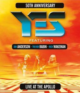 Live At The Apollo, Jon Yes Feat. Anderson, Trevor Rabin, Rick Wakeman