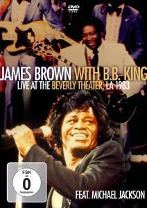 Live At The Beverly Theater,L.A.-1983, James With King,b.b. Brown