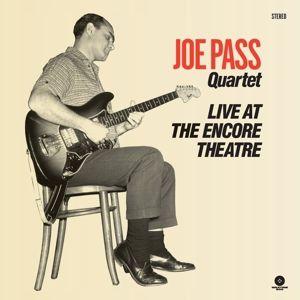 Live At The Encore Theatre, Joe Quartet Pass