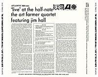 Live At The Half-Note - Produktdetailbild 1