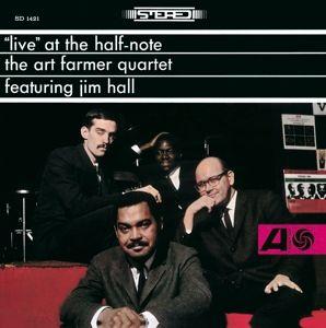 Live At The Half-Note, Art Quartet Feat. Hall,Jim Farmer