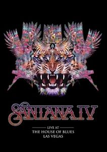 Live At The House Of Blues, Las Vegas, Santana