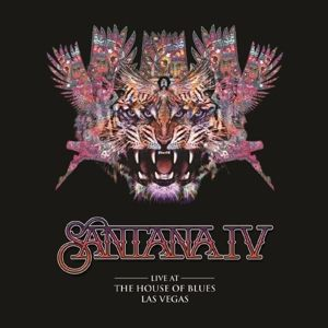 Live At The House Of Blues, Las Vegas (DVD + 3 LPs), Santana Iv