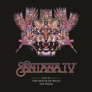 Live At The House Of Blues, Las Vegas (DVD + 3 LPs), Santana Iv