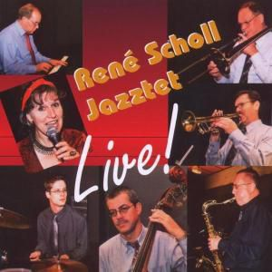 Live! At The Jazz Club Uster, Rene Scholl Jazztet