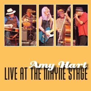 Live At The Mayne Stage, Amy Hart