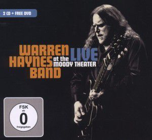 Live At The Moody Theater, Warren Haynes