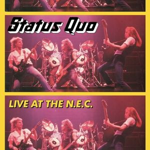 Live At The N.E.C., Status Quo