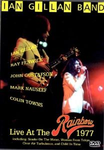 Live At The Rainbow 1977, Ian Band Gillan