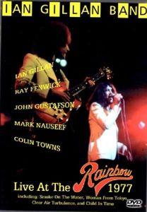 Live At The Rainbow 1977, Ian Band Gillan