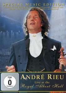 Live At The Royal Albert Hall, André Rieu