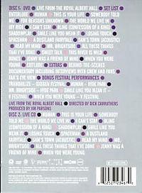 Live At The Royal Albert Hall (Ltd.Edt.,Dvd Size) - Produktdetailbild 1