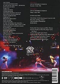 Live At Wembley (25th Anniversary Edition) - Produktdetailbild 1