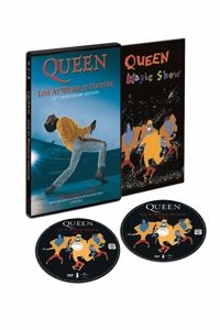 Live At Wembley (25th Anniversary Edition), Queen