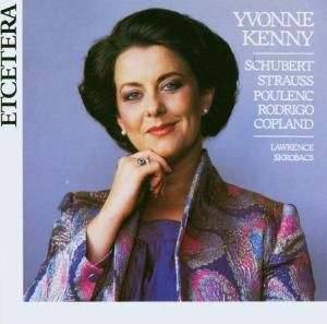 Live At Wigmore Hall, Yvonne Kenny, Lawrence Skrobacs
