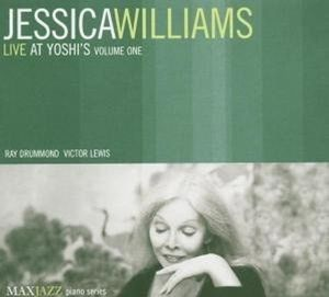 Live At Yoshi's, Vol. 1, Jessica Williams