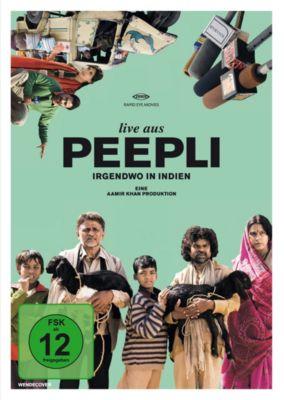 Live aus Peepli - Irgendwo in Indien, Anusha Rizvi