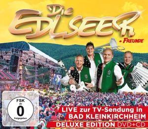 Live Cd & Dvd Zur Tv-Sendung-, Die Edlseer