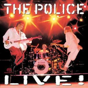 Live! - CD1 Orpheum WBCN / Boston Broadcast, The Police