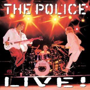 Live! - CD1 Orpheum WBCN / Boston Broadcast, The Police