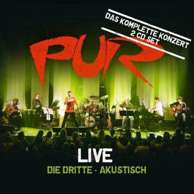 Live - Die Dritte (Akustisch), Pur