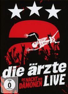 Live - Die Nacht Der Dämonen, Ärzte