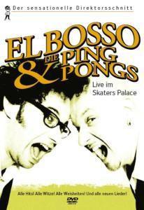 Live DVD, El Bosso & Die Pingpongs