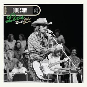 Live From Austin,Tx (2lp,180g) (Vinyl), Doug Sahm