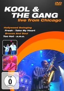 Live From Chicago, Kool & The Gang
